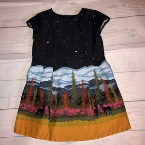 Genuine Kids OshKosh Size 4T Short Sleeved Dress
